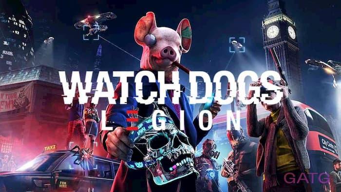 بازی Watch Dogs Legion یکی دیگر از بازی های طراحی شده برای پلتفرم ایکس باکس وان