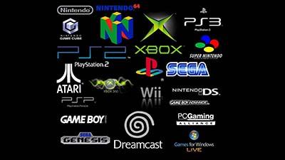 شرکت های ارائه دهنده بازی های رایانه ای