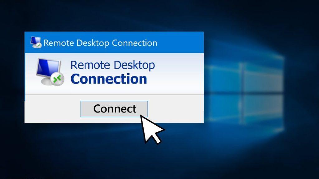 کنترل کامپیوتر از راه دور با استفاده از سیستم ریموت دسکتاپ