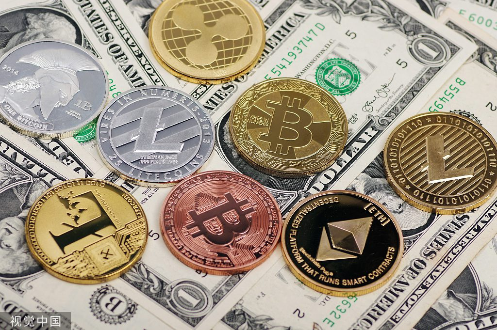 ارز دیجیتال و پول الکترونیک