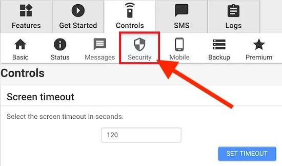 نحوه پاک کردن اطلاعات گوشی اندروید با استفاده از Android Lost