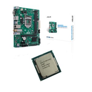 باندل مادربرد ASUS H310M-R ASUS و پردازنده Pentium G5400 INTEL