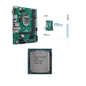 باندل مادربرد ASUS H310M-R ASUS و پردازنده Pentium G5420 INTEL
