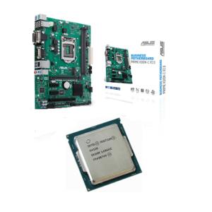 باندل مادربرد ASUS H310M-K ASUS و پردازنده Pentium G5420 INTEL
