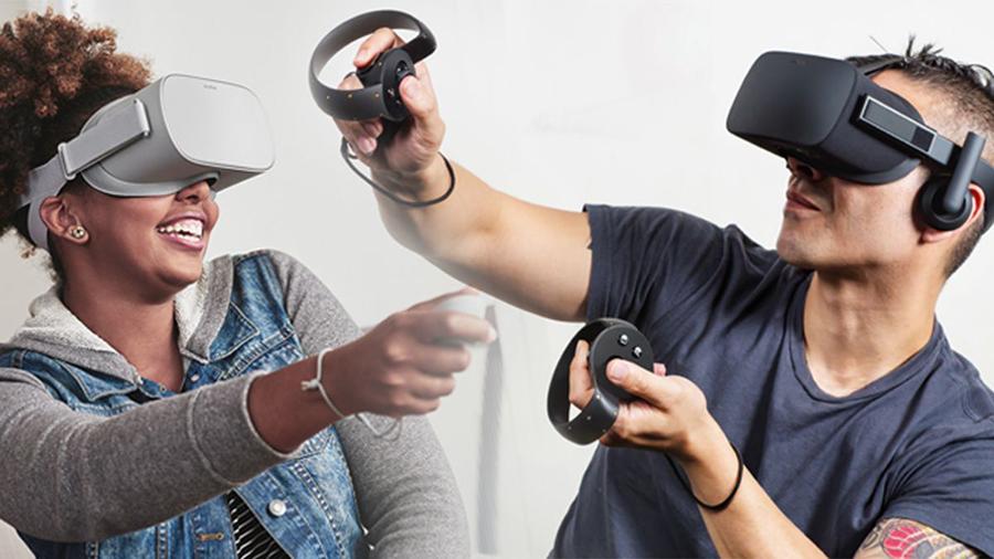 دستگاه واقعیت مجازی