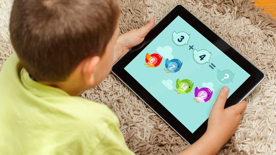 بازی آموزشی کودکان