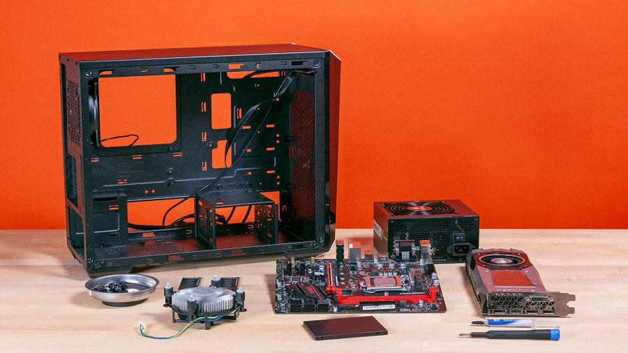 ساختن کیس کامپیوتر