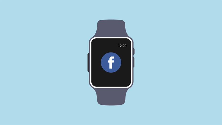 ساعت هوشمند اندرویدی فیسبوک