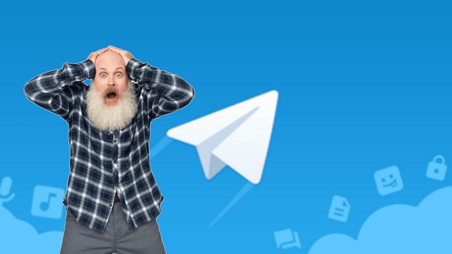 برطرف کردن مشکل اسپم تلگرام