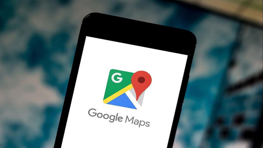 مسیریابی گوگل مپ