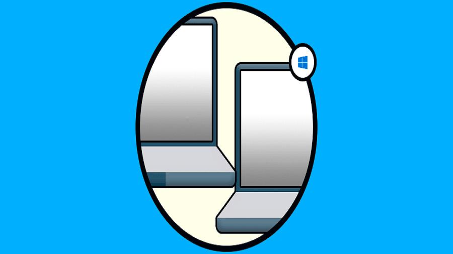 فیلتر آبی ویندوز 10