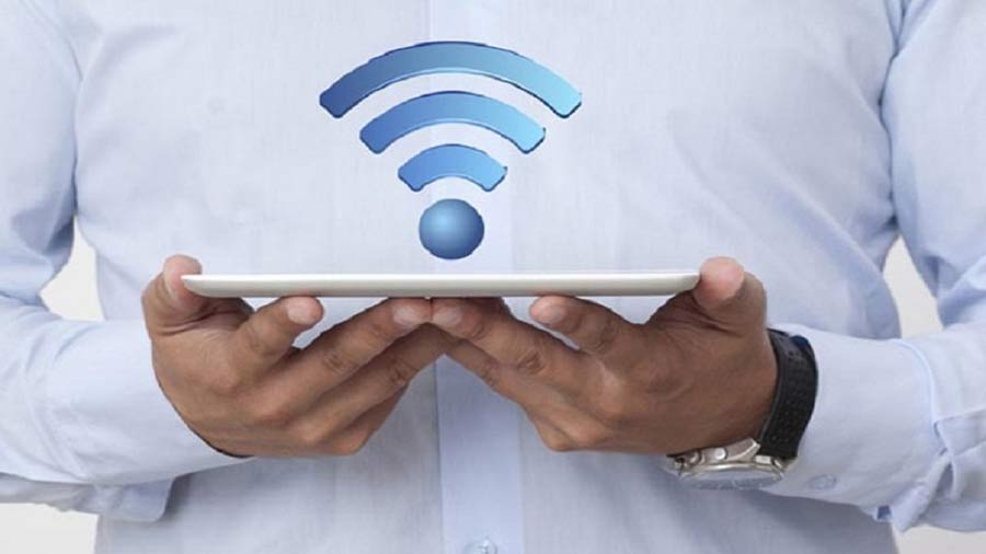 مشاهده رمز Wi-Fi