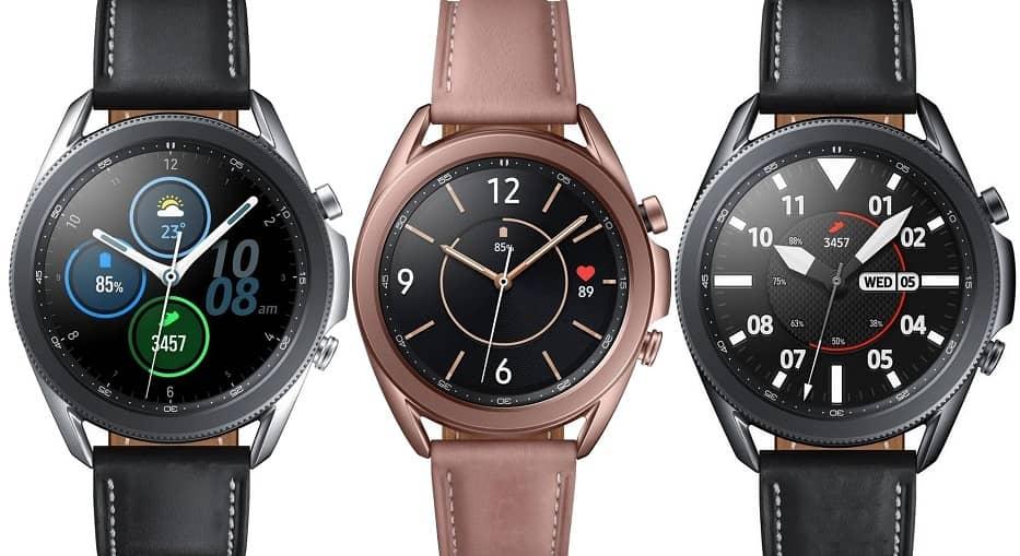 ظاهر Samsung Galaxy Watch 4