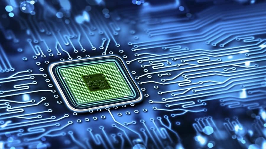 پردازنده میکرو کنترلر