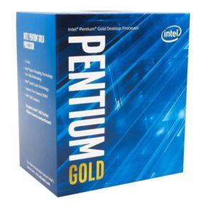 CPU Intel PENTIUM G6405 LGA1200 Box