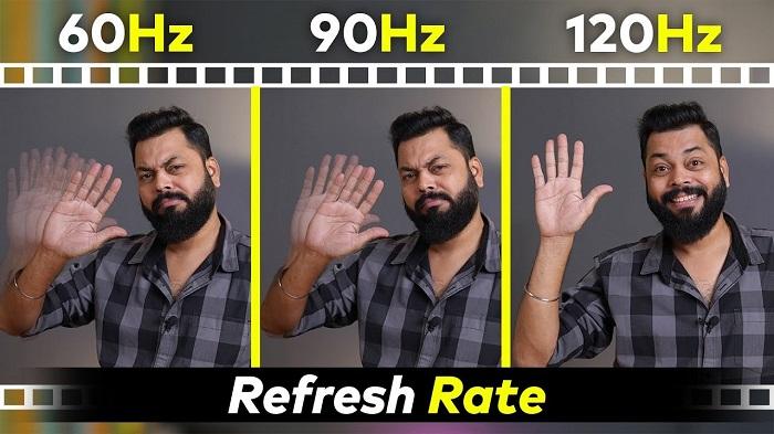 نرخ تازه سازی صفحه نمایش یا Refresh Rate