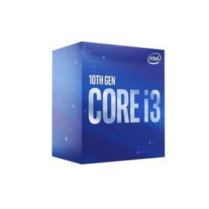 CPU Intel Core i3 10100F Box