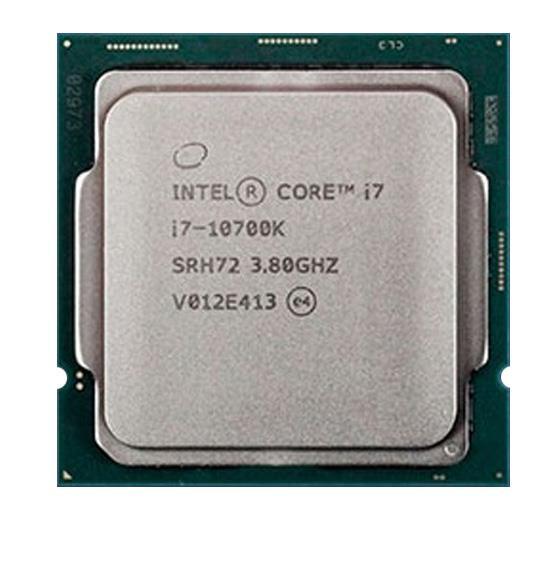پردازنده اینتل Core i7-10700K LGA1200 BOX