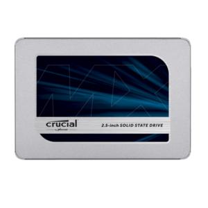 CRUCIAL SSD MX500 500G